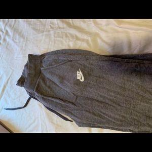 Gray Nike Sweatpants😍
